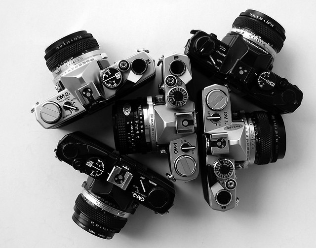 OM-1MD, OM-1n, OM-2n(b), OM-2n(c), OM-2sp [Dedicated to late Mr M]