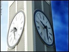 Clocks . . . .   by Five Furlongs
