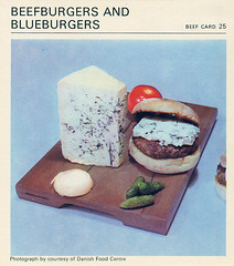 Beefburgers and Blueburgers