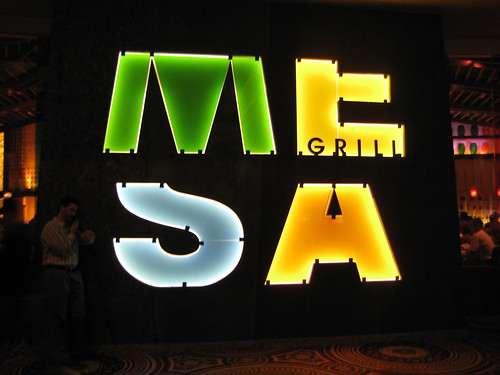 Dinner at Mesa Grill   by kgroovy