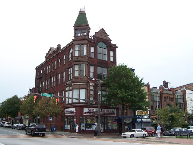 Baltimore MD ~ Fell's Point District ~ Rosenstein's Big Store ~ American Old Department Store