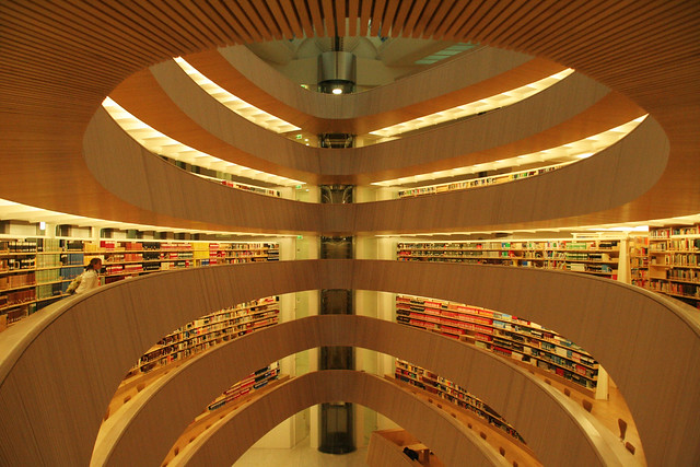 calatrava law library
