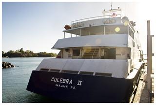 Culebra Ferry | by Liz Saldaña