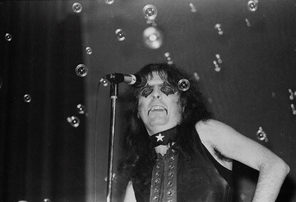 Alice Cooper, Killer Tour (1972)