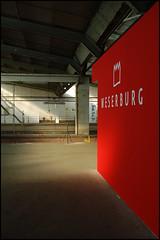 Spring! - 6. Bremer Kunstfrühling 2009 - 3 - Location Güterbahnhof