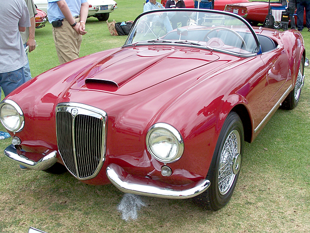 1955 Lancia Spider