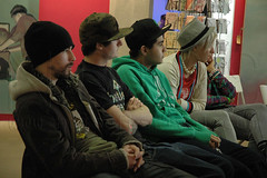 Virus Syndicate Workshop 14/03/10 | by NOISE Lab