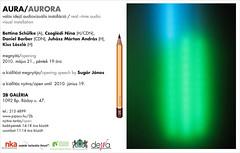 2010. május 13. 20:29 - Aura/Aurora