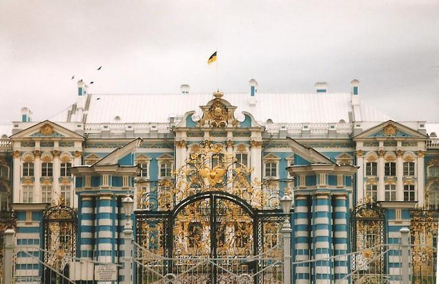 Catherine Palace [Tsarskoe Selo]