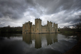 Bodiam Castle south east corner | by exfordy
