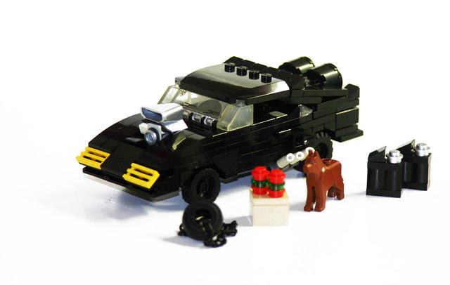 Mad Max Interceptor V2
