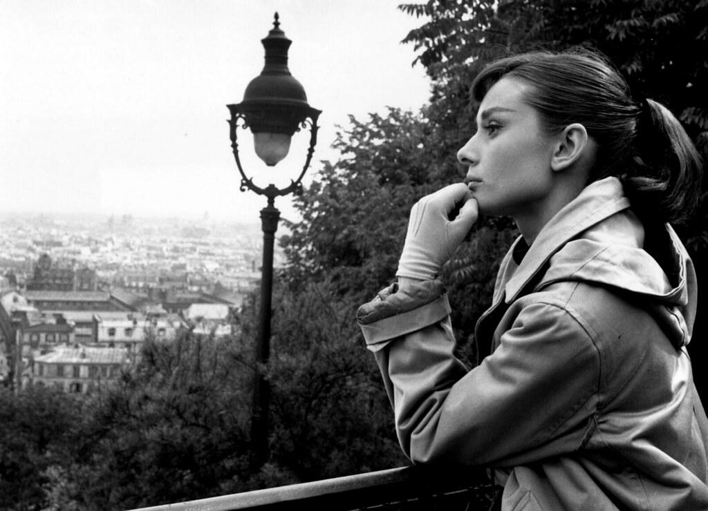 14- audrey hepburn | Actress Audrey Hepburn (1929-1993) cont… | Flickr
