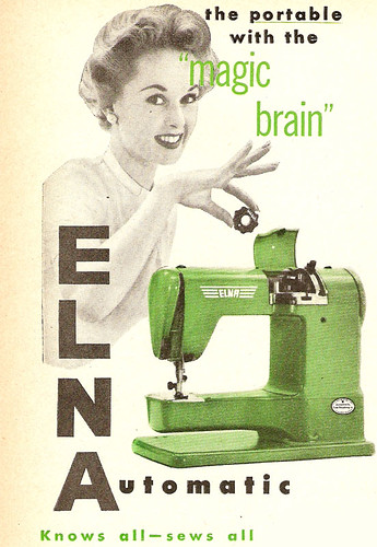 "Elna's ""Magic Brain""   by curly-wurly"