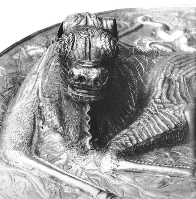 Base-plate - detail bull