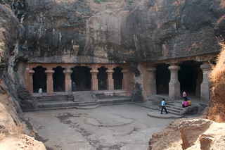 Elephanta Caves | by Christian Haugen