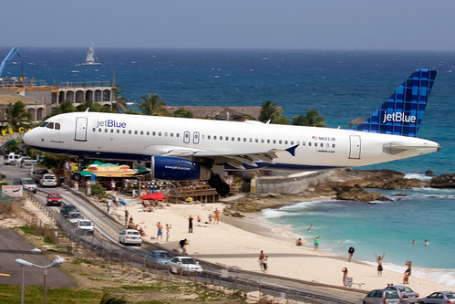 Maho Beach | by SouthpawCaptures