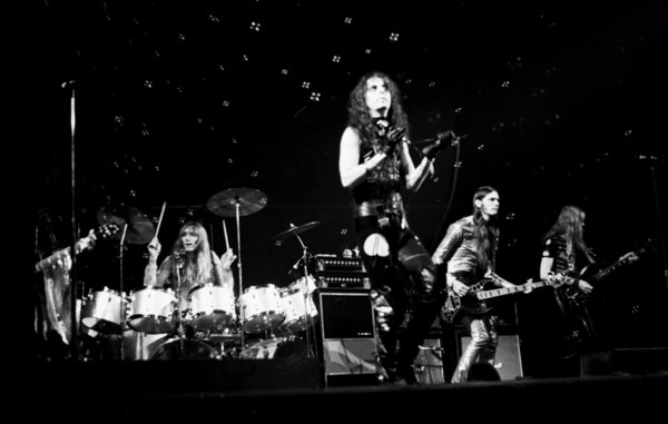 Alice Cooper, Killer Tour (1972)