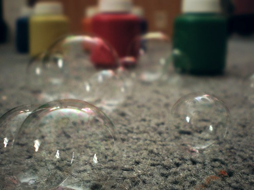 Bubbles on the Floor | by McLevn