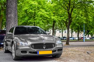 Maserati Quattroporte | by Alexandre Prevot