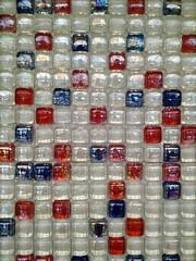 decorative wall at Narita Airport