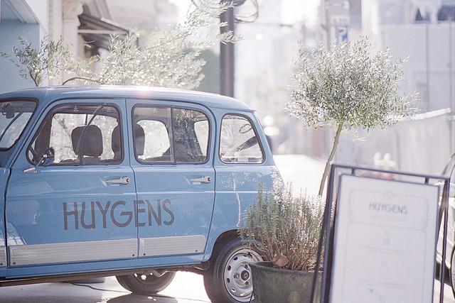 HUYGENS (Omotesandō, Tokyo)