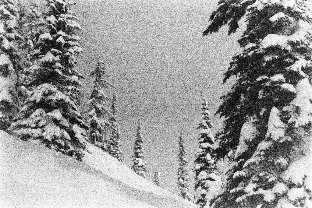 Grainy Snow