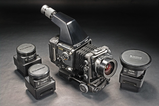 FUJI GX680 III