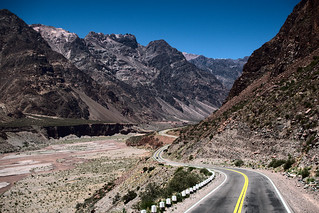 The Passage through Andes Mountains | by adundovi