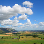 30. Juuli 2006 - 13:30 - The Ochils from the Wallace Monument