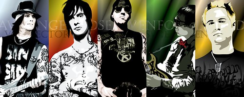 Avenged Sevenfold Band | by The SW Eden (สว อิเฎล)