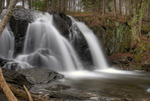 waterfall maine explore hdr abbot 3xp piscataquiscounty galesbrook galesbrookfalls