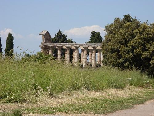 Paestum - Temple of Athena