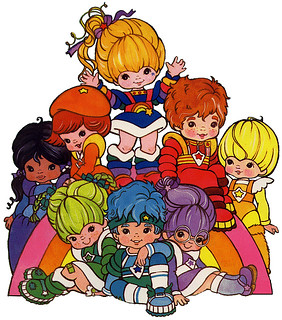 rainbow brite | by Sterin