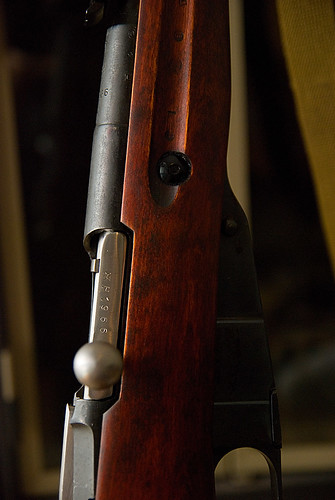 Mosin Bolt