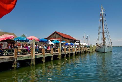 chesapeakebay saintmichaels crabclawrestaurant