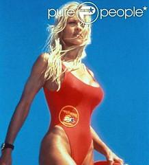 Pamela Anderson, 1995