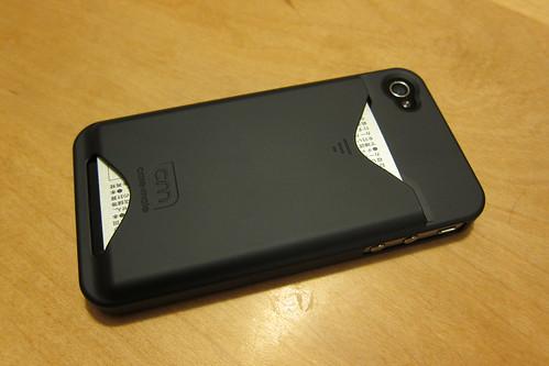 case-mate iPhone4専用 カードケース | by okametaro2