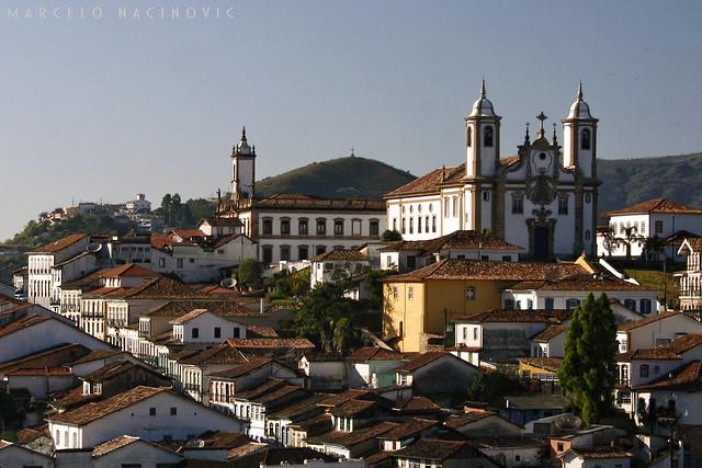Ouro Preto UNESCO World Heritage