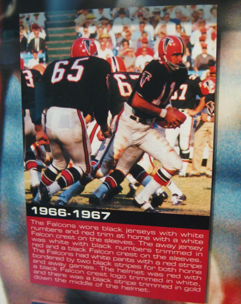 more photos b556e a81f7 Atlanta Falcons Throwback Jersey | From the Atlanta Falcons ...