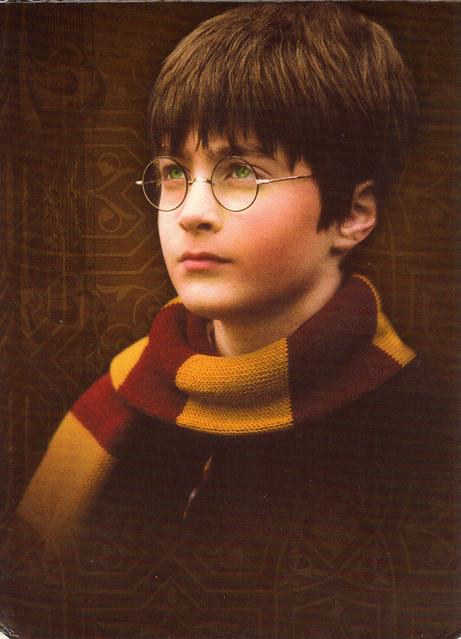 Harry Potter Postcard
