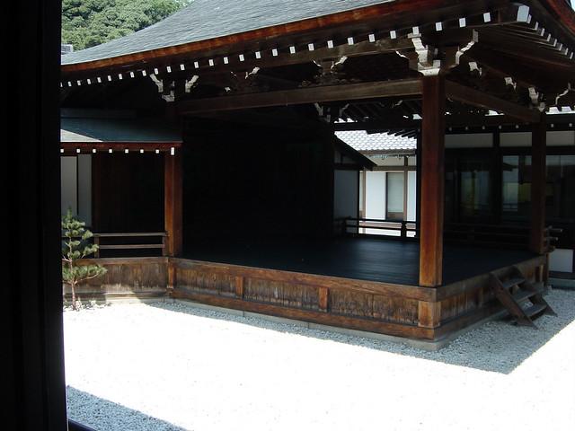 Hikone Castle's Noh Stage