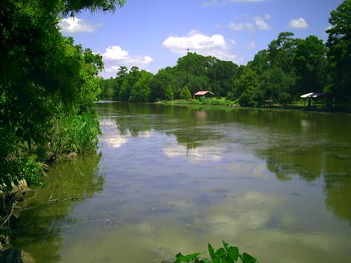 landscape louisiana bayou cajun jeanerette acadiana bayouteche