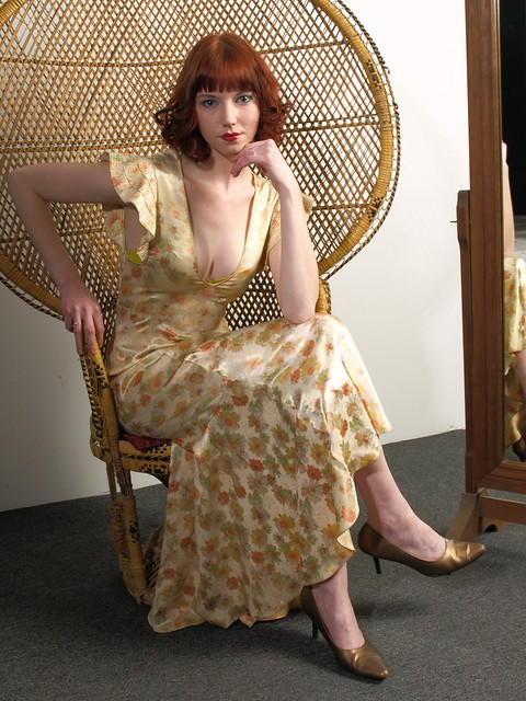 Miss Emma Enthroned