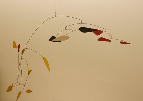 [ C ] Alexander Calder - Kinetic Art