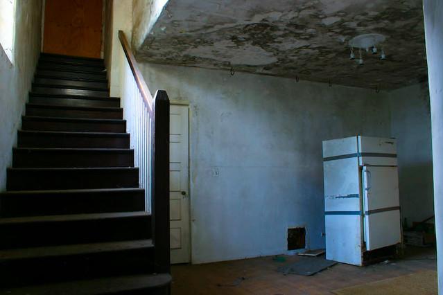 Jackling House Foyer