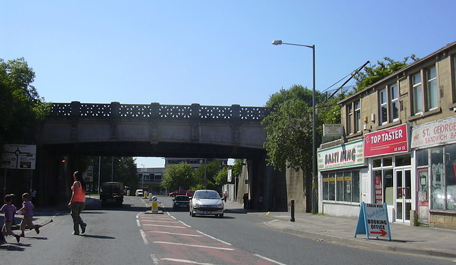 The Culvert, Yorkshire Street