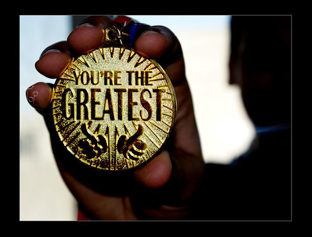 you are the greatest lyrics