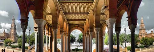 Plaza de España de Sevilla | by S. Hoya