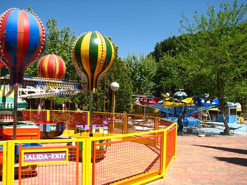 Parque de Atracciones Madrid 021