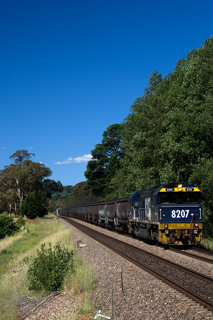 8207 at Burradoo